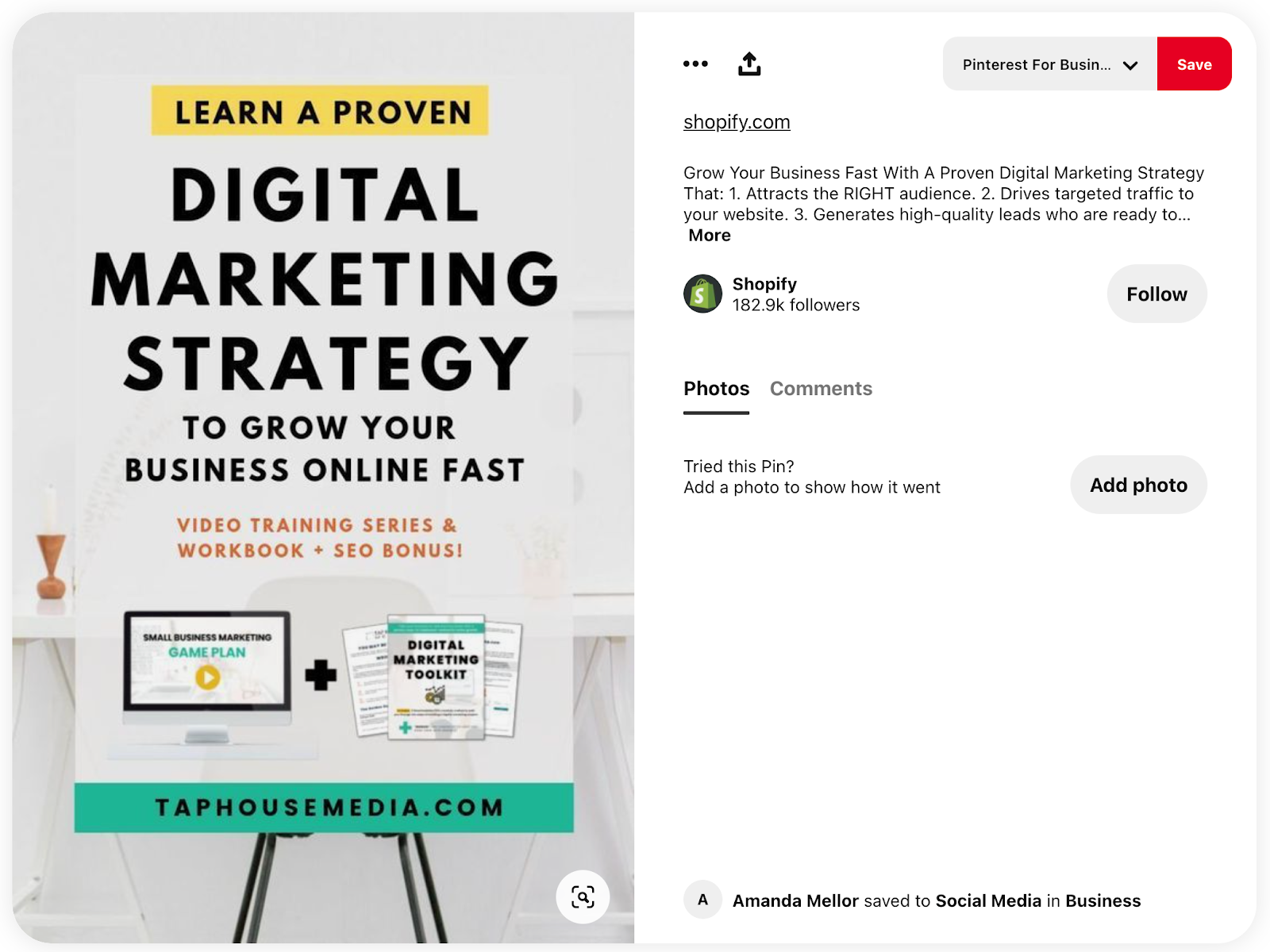How to Drive More Traffic to Your Website From Pinterest