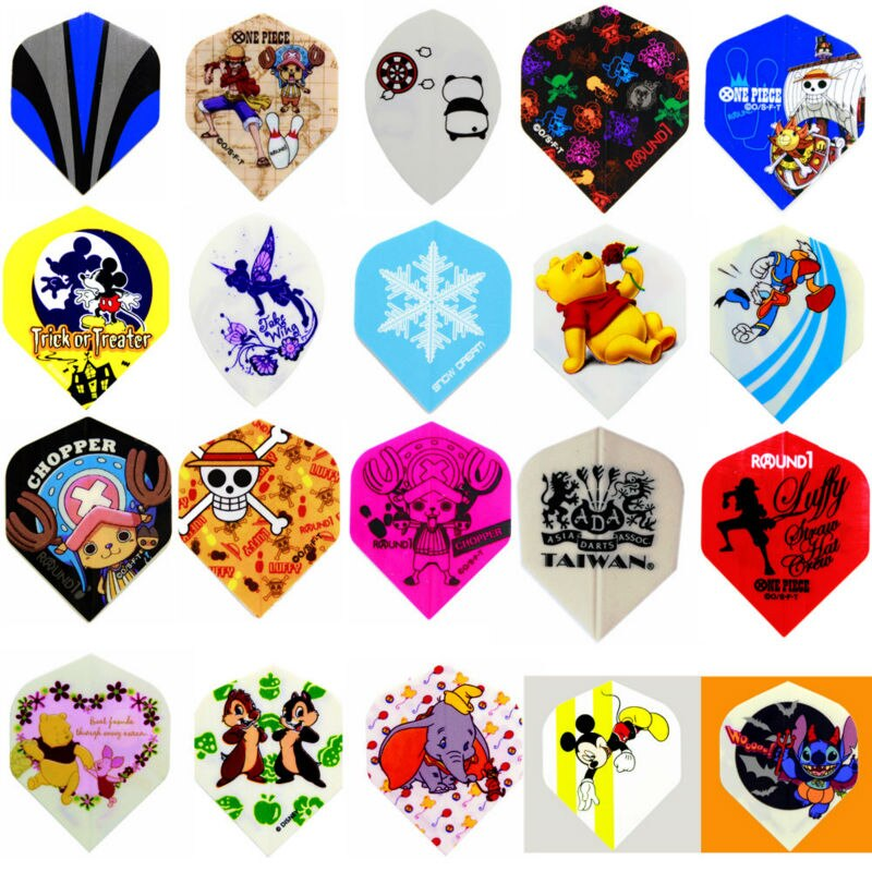 Customized Dart Flights