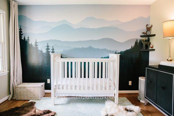 Adventure Baby Boy Bedroom Ideas