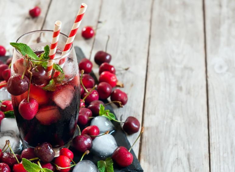 Nước cherry quả là thứ đồ uống đã khát nhưng nên nhớ điều này