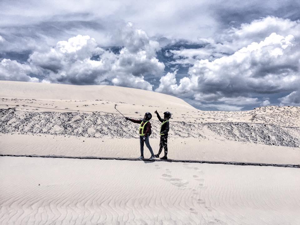 Đường ven biển Bài Trắng – Phan Rí Cửa