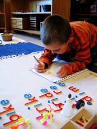 Montessori Educational Materials