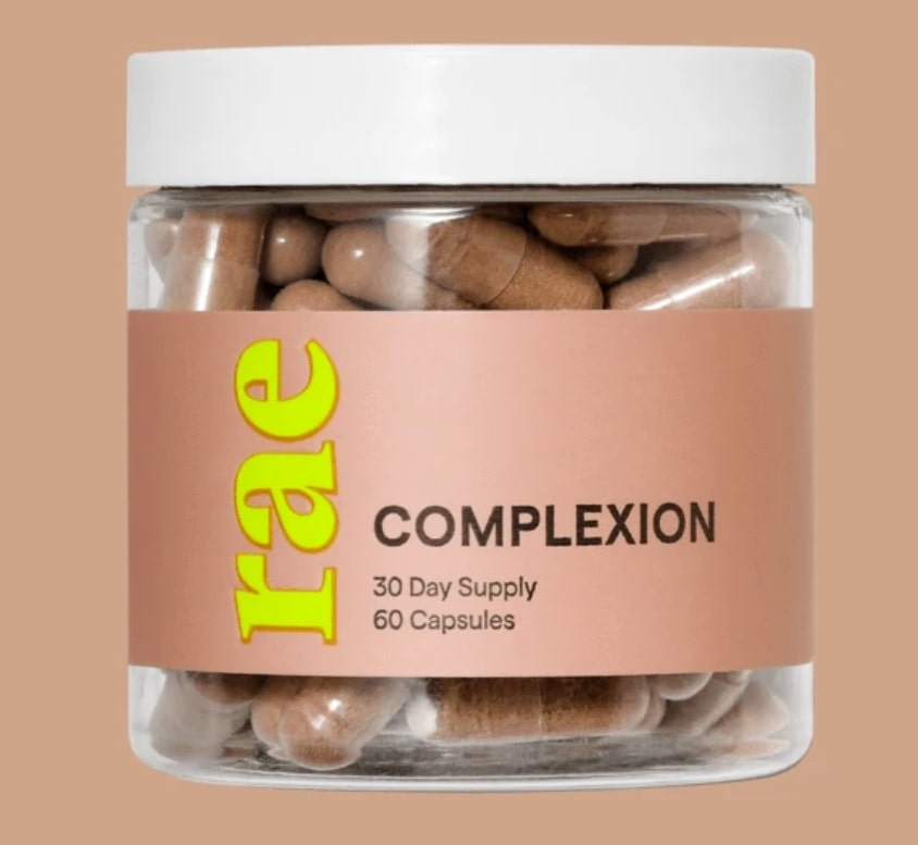 Rae Wellness Complexion Capsules Review