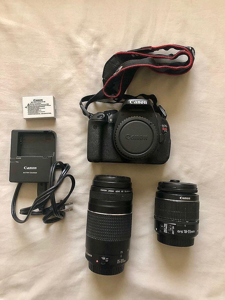 اجزاء دوربین