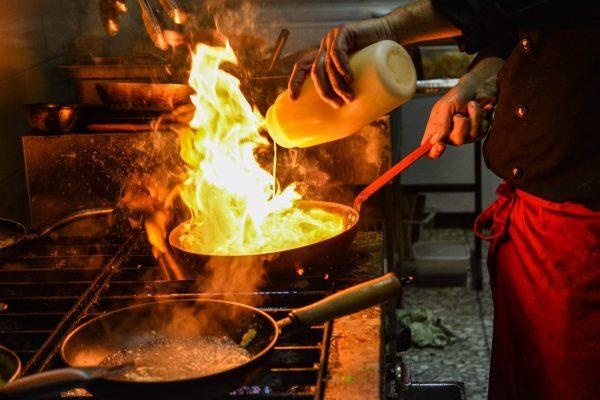 Khói bếp (Pixabay)