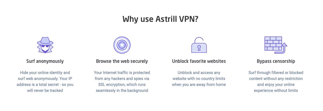 Atrill VPN