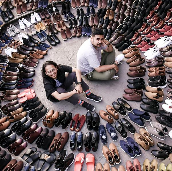 Indonesian Local Shoes For Men: Bro.do