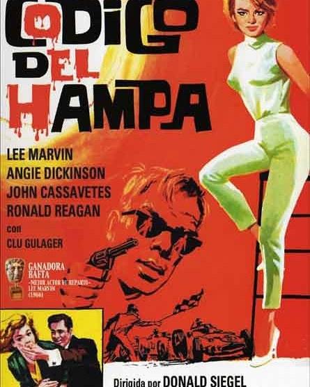 Código del hampa (1964, Don Siegel)
