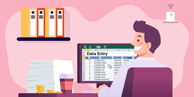 Why data entry jobs have become essential? - PlacementIndia.com Blogs