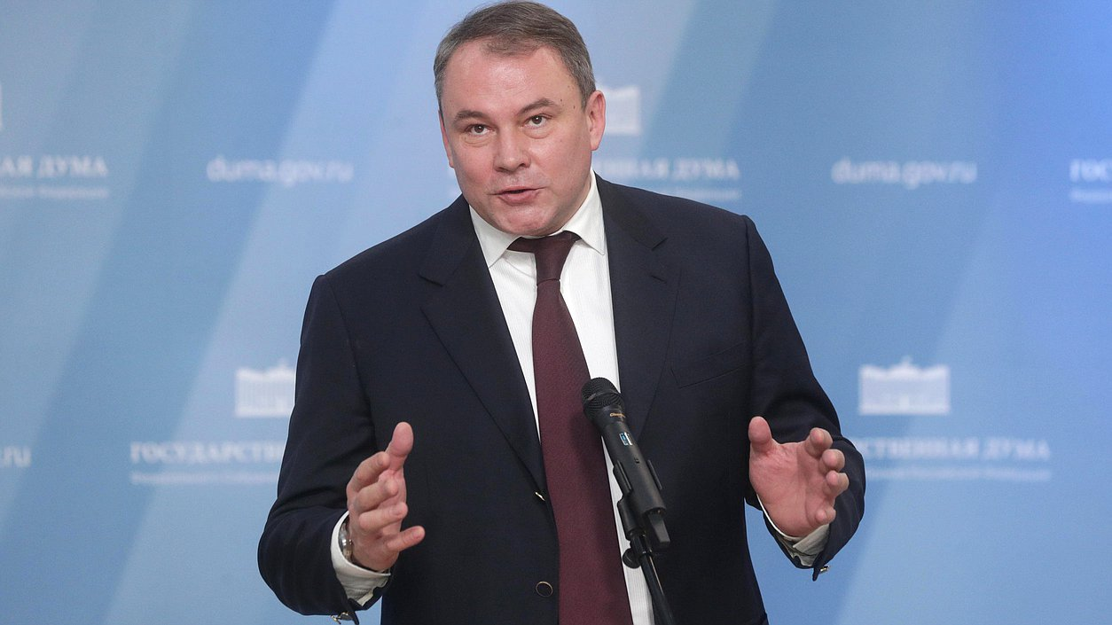Заместитель Председателя Государственной Думы Петр Толстой