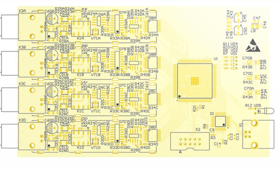 PCB component footprint basics