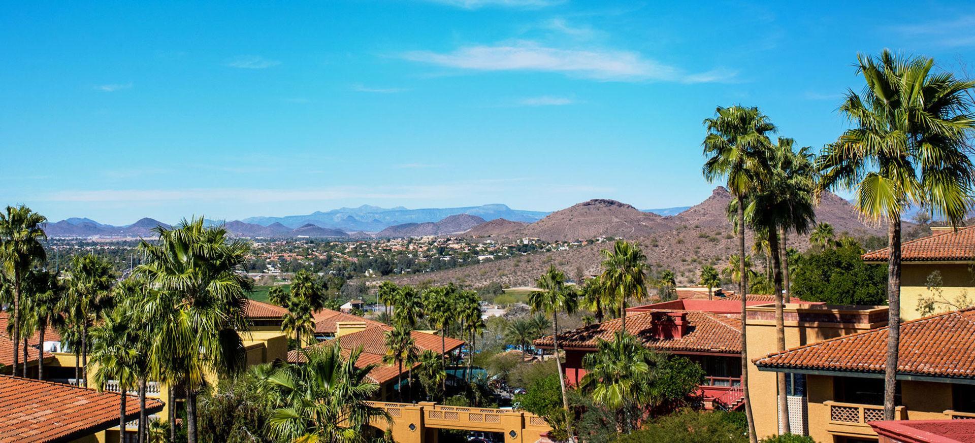 Pointe Hilton at Tapatio Cliffs, Arizona - Book Golf Holidays & Flights