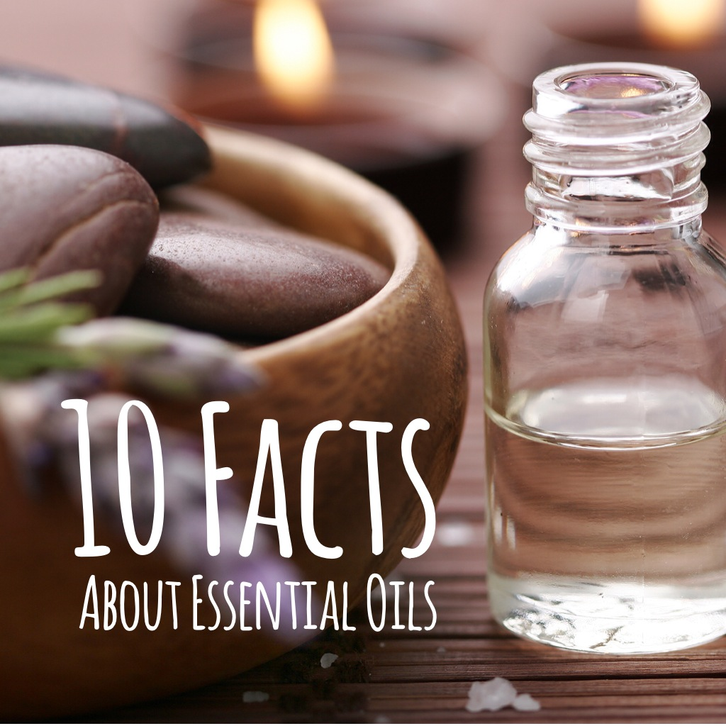 Essential Oils: Why They Are Essentially Healing {Guest Post!}