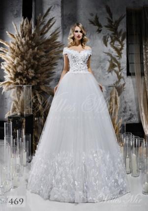шикарные свадебные платья