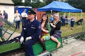 Image result for prospect park miniature railway