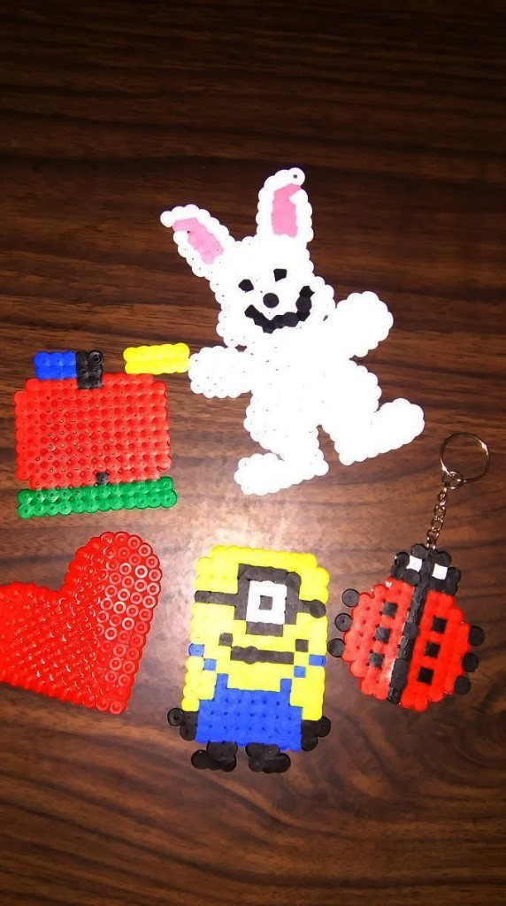 hama-beads-keys-ring