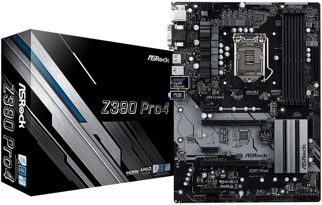 Image result for asrock z390 motherboard