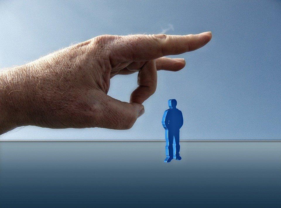 Hand, Man, Figure, Flick, Flick Off