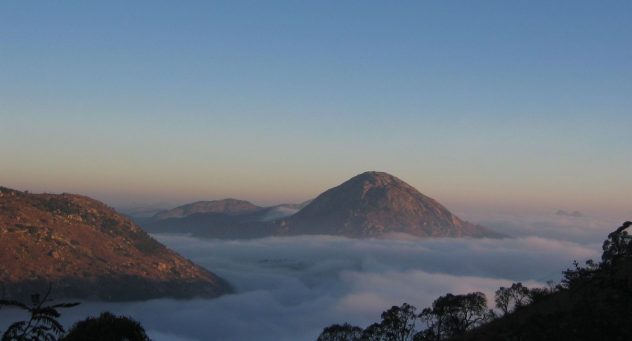 Nandi Hills - Things to do in Bangalore in a day