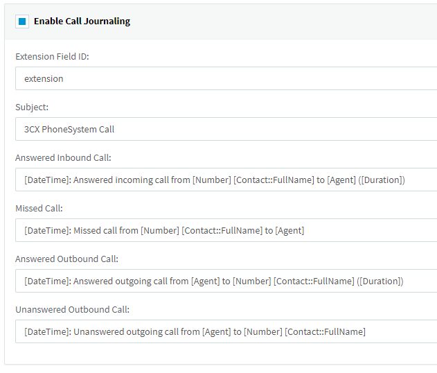 Integrate your Zendesk CRM with 3CX's PBX PRO edition