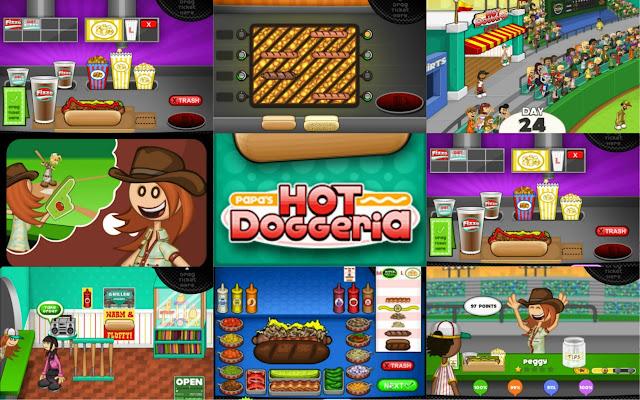 hot doggeria