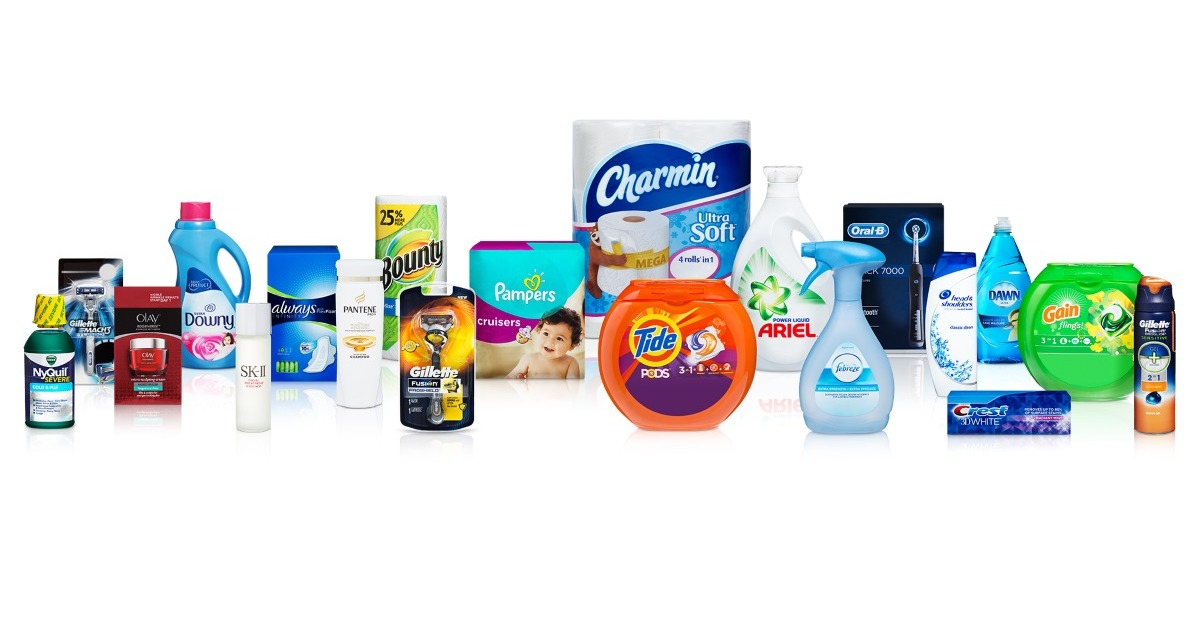 Procter & Gamble niche audience campaign