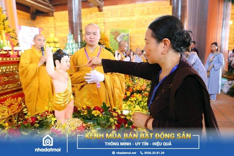 Phật Đản là ngày lễ quan trọng và có ý nghĩa với những người theo đạo Phật