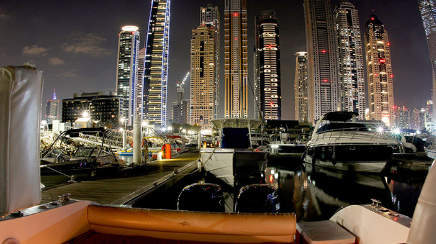 рыбалка в Дубае