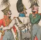 Русские офицеры 1812 года