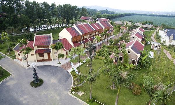 Trải nghiệm tuyệt vời cùng với khu sinh thái vườn vua Phú Thọ