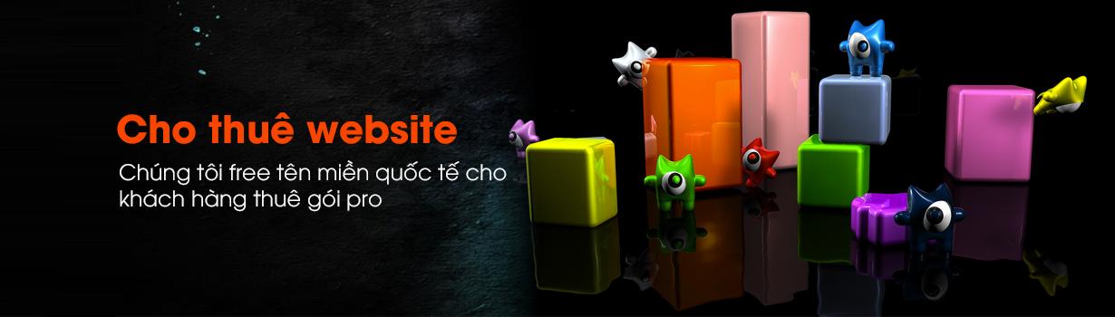 Dich vu cho thue website gia 500k