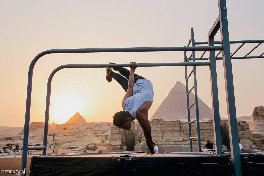 歐美超瘋 「Street Workout街頭健身」帶起全新運動風潮