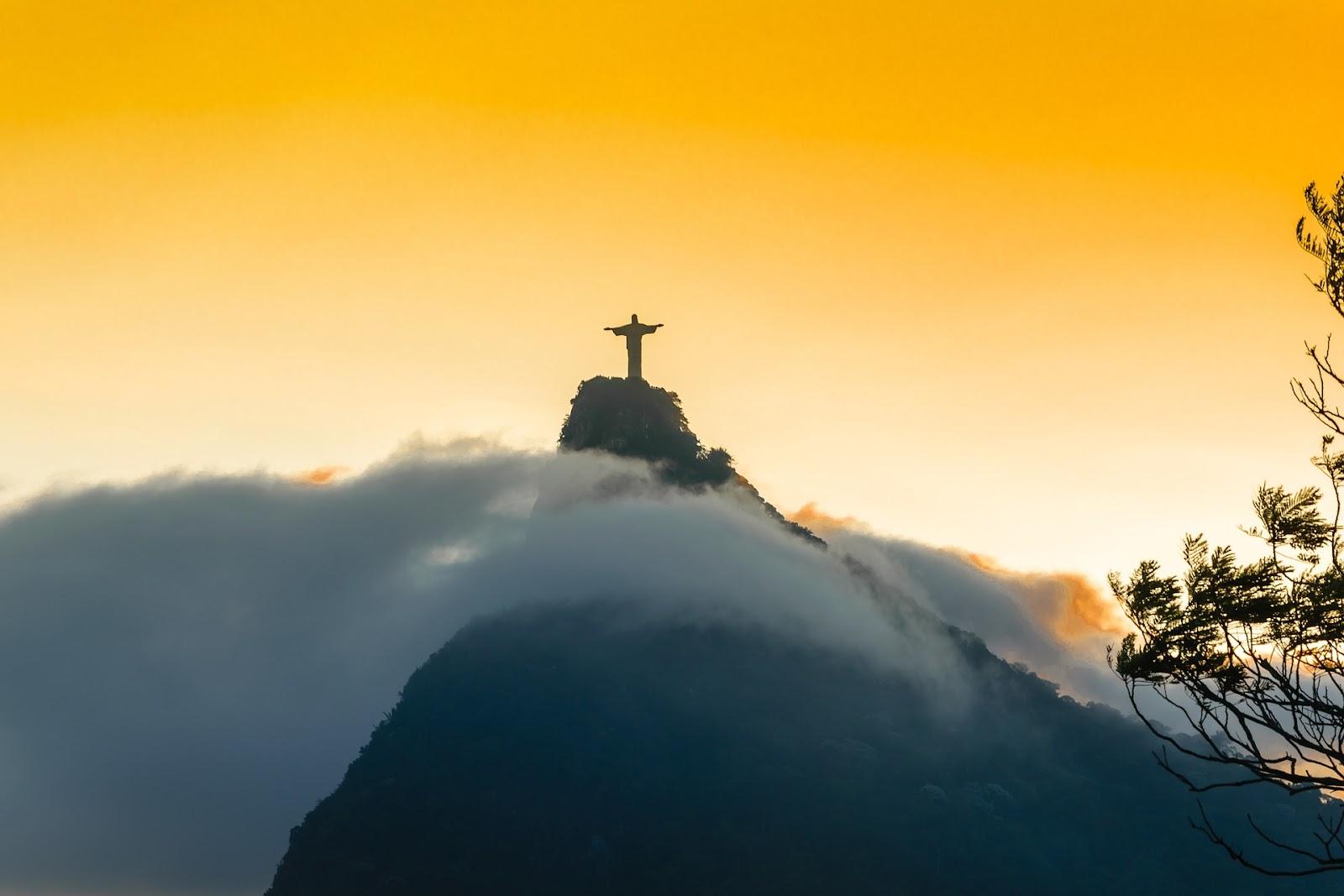 南米の風景