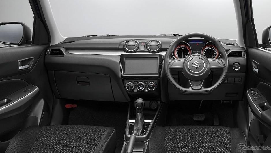 Maruti-Suzuki-New-Swift-Interior
