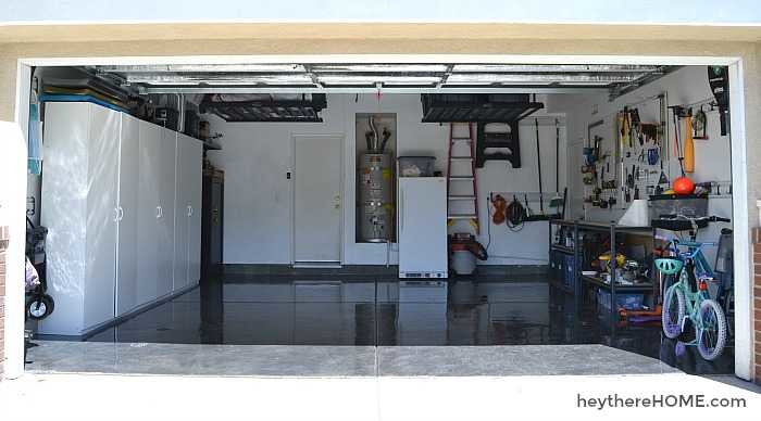 The Miracle Garage Makeover