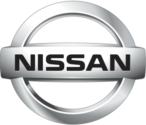 Android Auto Compatible car featuring Nissan Logo