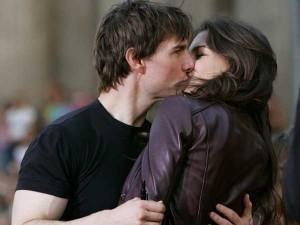 Tom Cruise & Katie Holmes: