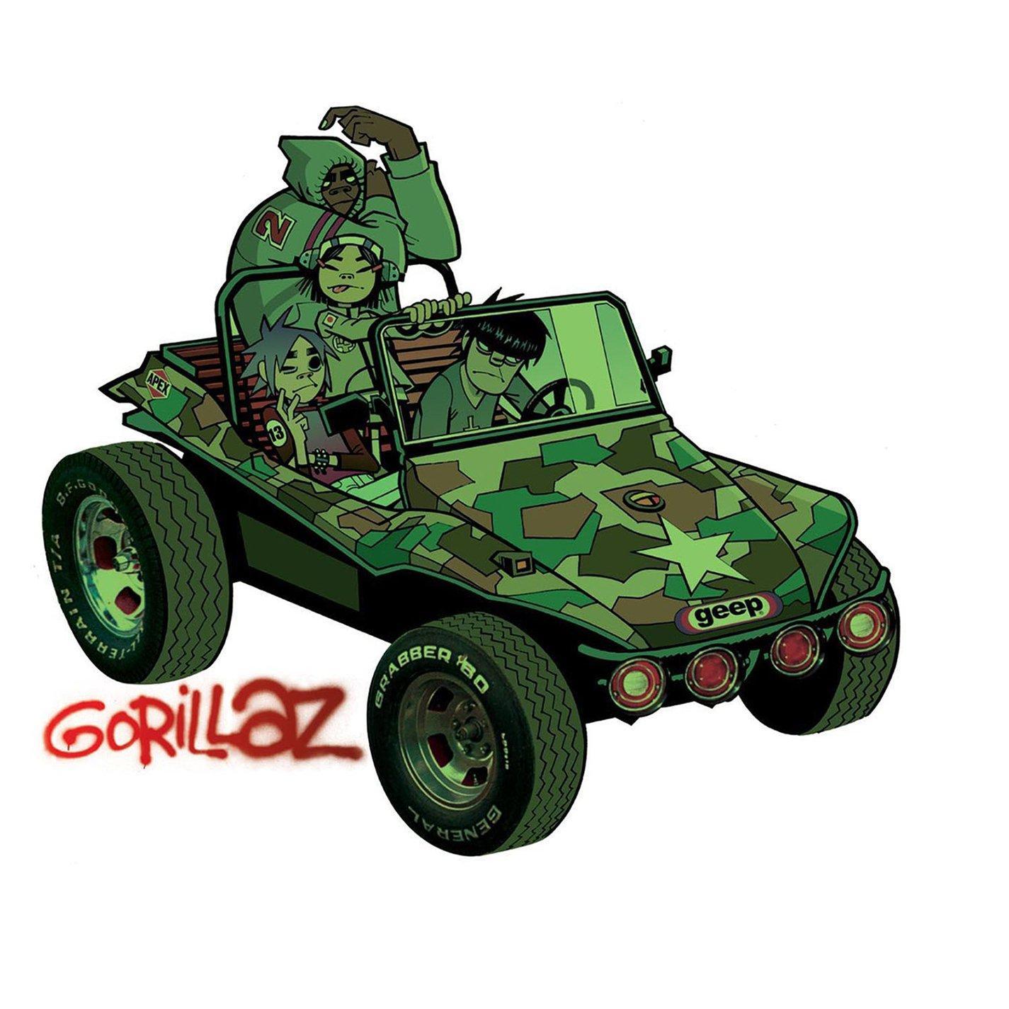 Gorillaz - Gorillaz [Clean Version] - Amazon.com Music