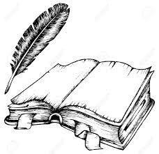 Resultado de imagen de dibujo libro