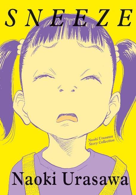 Sneeze by Naoki Urasawa