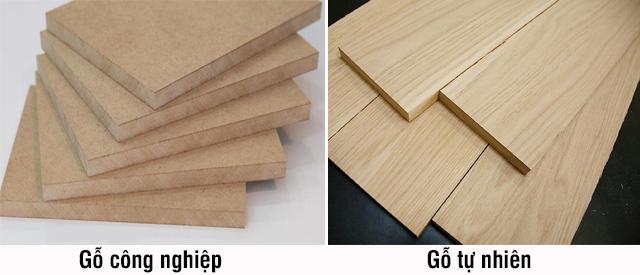 Giường ngủ gỗ có 2 loại khá phổ biến