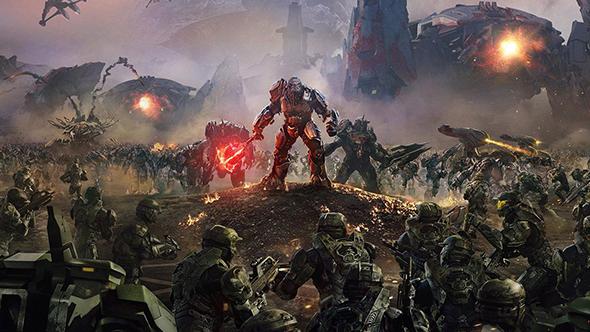 Календарь Ожидаемых Игр 2017 Halo Wars 2