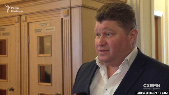 Депутат від «БПП» Олег Дмитренко