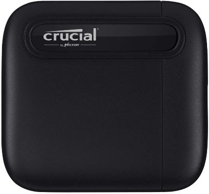 Crucial X6 CT2000X6SSD9 (Best Cheap Portable SSD)