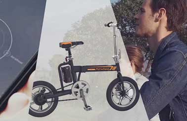 Airwheel R5 best price electric bike