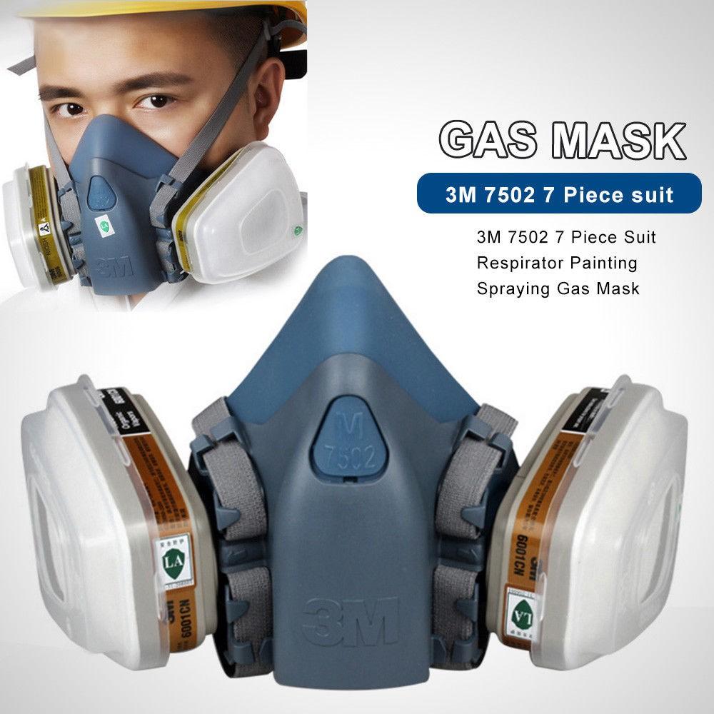 Hướng dẫn sử dụng mặt nạ chống độc đúng cách
