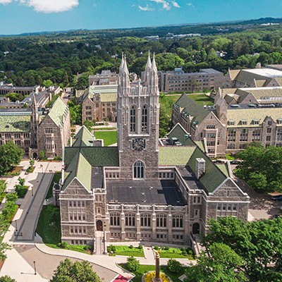 Campuses, Maps & Directions - About BC - Boston College