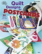 Quilt Designs for Postcards by American…