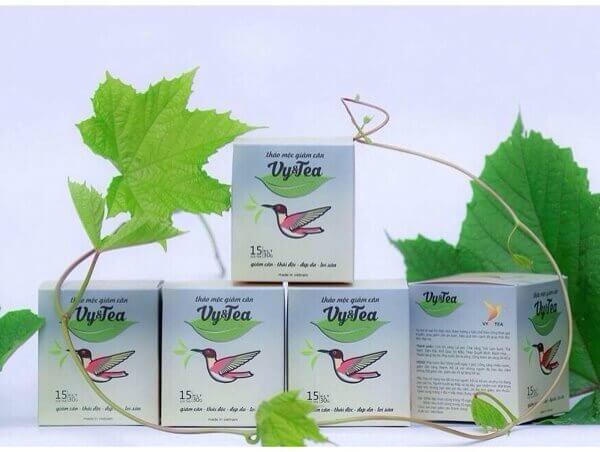 Lựa chọn trà giảm cân Vy Tea của công ty HAVYCO tại sao không?