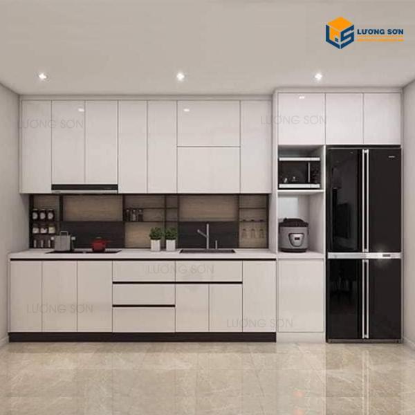 Tủ bếp hiện đại TB01